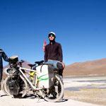 day-518 // Laguna Hedionda, Bolivia - 04.11.2014 (km 19'851)