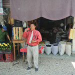 evangelist on Flores Market