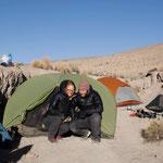 day-507 // Campsite, Parque nacional Lauca, Chile - 24.10.2014 (km 19'273)