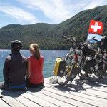 day-570 // Lago Hermoso, Argentina - 26.12.2014 (km 22'253)