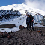 day-403 // Cotopaxi (cara sur), Ecuador - 12.07.2014 (km 15'117)