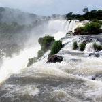 day-640 // Cataratas Iguazu, Argentina - 06.03.2015 (km 24'895)