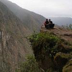day-486 // Machu Picchu, Peru - 03.10.2014 (km 18'155)