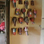 Guatémala, le pays des masques / masks country