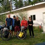day-043 // Watson Lake, Yukon, Canada (km 2370)