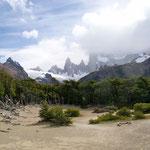 day-613 // El Chalten, Argentina - 07.02.2015 (km 23'879)