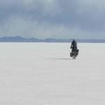 day-511 // Salar de Coipasa, Bolivia - 28.10.2014 (km 19'486)