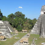 Tikal site