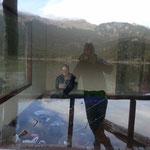 day-627 // Lago Escondida, Tierra del Fuego, Argentina - 21.02.2015 (km 24'787)
