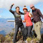 day-423 // Parque Nacional Podocarpus, Ecuador - 01.08.2014 (km 15'686)