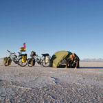 day-513 // Salar de Uyuni, Bolivia - 30.10.2014 (km 19'559)