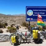 day-509 // Parque nacional Volcan Isluga, Chile - 26.10.2014 (km 19'399)