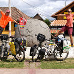 day-397 // Latitude 0, Cayambe, Ecuador - 06.07.2014 (km 15'xxx)