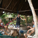 day-331 // Finca Samaria, Nicaragua - 01.05.2014 (km 12'472)