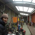 day-625 // Tolhuin, Tierra del Fuego, Argentina - 19.02.2015 (km 24'731)