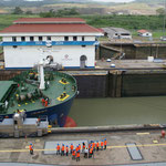 day-357 // Miraflores Locks, Panama Canal, Panama - 27.05.2014 (km 13'330)