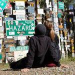 day-041 // Watson Lake, Yukon, Canada (km 2370)