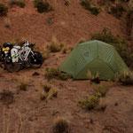 day-503 // Campsite, Bolivia - 20.10.2014 (km 19'068)