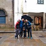 day-681 // Santiago de Compostela, Spain - 16.04.2015 (km 25'869)