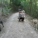 Hundeexperten unter sich