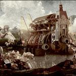 Dijon Vu Par: Poste Grangier partage artistique Hervé Arnoul, Nicolas Salis
