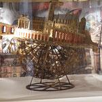 Dijon Vu Par 2012 Palais des Ducs. Création Hervé Arnoul. Exposition