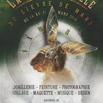 Exposition Artistique Lièvre de Mars 2014: Artiste plasticien invité Hervé Arnoul