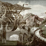 Dijon Vu Par: Immeuble Art Nouveau création Hervé Arnoul, Nicolas Salis
