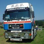 MAN 19.603 Jg.1996 600PS V10 Ex.Sauber mit Seitenverkleidung+Luftleitblechen im Jahr 2006