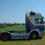 MAN 19.603 Jg.1996 Ex.Sauber (600 PS V 10)5 Jahr lang der Stärkste LKW in Europa