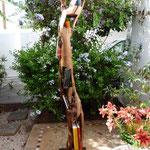 Arbre étagères III Mimosa Hauteur 2,20m