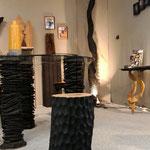 Tabouret Passion Frêne calciné ou naturel