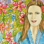 Портрет Маргариты Майской