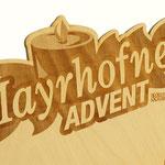 Wunderschöne Holztafeln für den Mayrhofner Advent