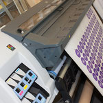 Aufkleber für Schlüsselanhänger im Digitaldruck