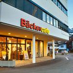 Lichtwerbung und Schilder für EZEB Drive In - Bäckerei in Schwaz, Tirol
