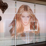 Digitaldruck für Dekor Schaufenster