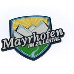 3D-Aufnäher aus Soft PVC - Tourismusverband Mayrhofen