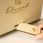 Elwood Woodprints - Holzdrucke mit