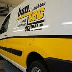 Fahrzeugbeschriftung von Profis für Profis