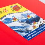 Sticker für Sport- und Skiverleih Nenner in Hintertux