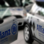 Flottenbeschriftung Mini Cooper, Allianz