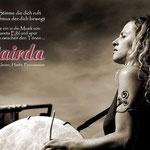 Sängerin Rairda