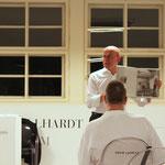 Dr. Thomas Steg: Vortrag »John F. Kennedy als Redner und Ikone«