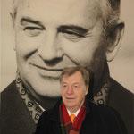 Eberhardt Diepgen (von 1984–1989 und von 1991–2001 Regierender Bürgermeister von Berlin)