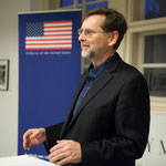 Steven Hill (Senior Fellow American Academy) © John Self, U.S. Embassy Berlin