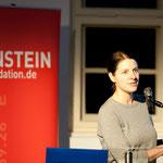 Alina Heinze (Museumsleitung)