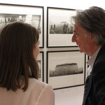 Alina Heinze (Director of the Museum THE KENNEDYS), Sir Paul Smith