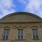 Schloss Kummerow mit Fotoausstellung