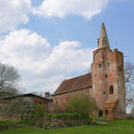 Die alte Burg Klempenow